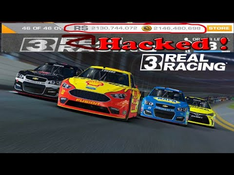 Hướng dẫn cách tải read racing 3 hack full tiền ,vàng/HRGaming