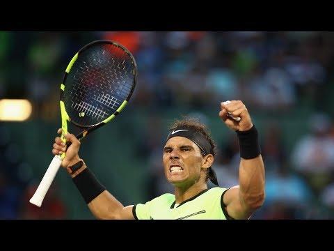 The Day Rafael Nadal DESTROYED Roger Federer (HD)