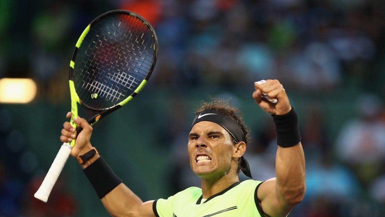 Nadal Hd: The Day Rafael Nadal DESTROYED Roger Federer (HD)