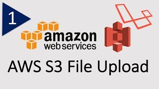 Upload file to Amazon AWS S3 Bucket with Laravel #1