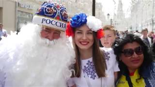 Diary of a Russia 2018 football fan: Tearful goodbye as we leave Moscow and head home