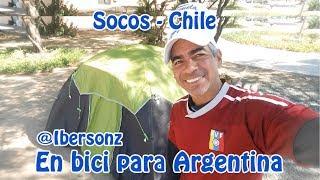 En bici para Argentina # Socos Chile
