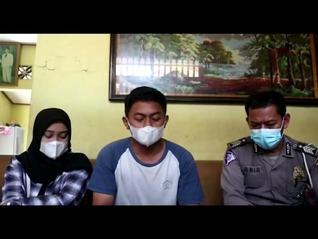 Faizal Nugroho, Pengendara di Video Viral Akui Langgar Lalin dan Berniat Melarikan Diri