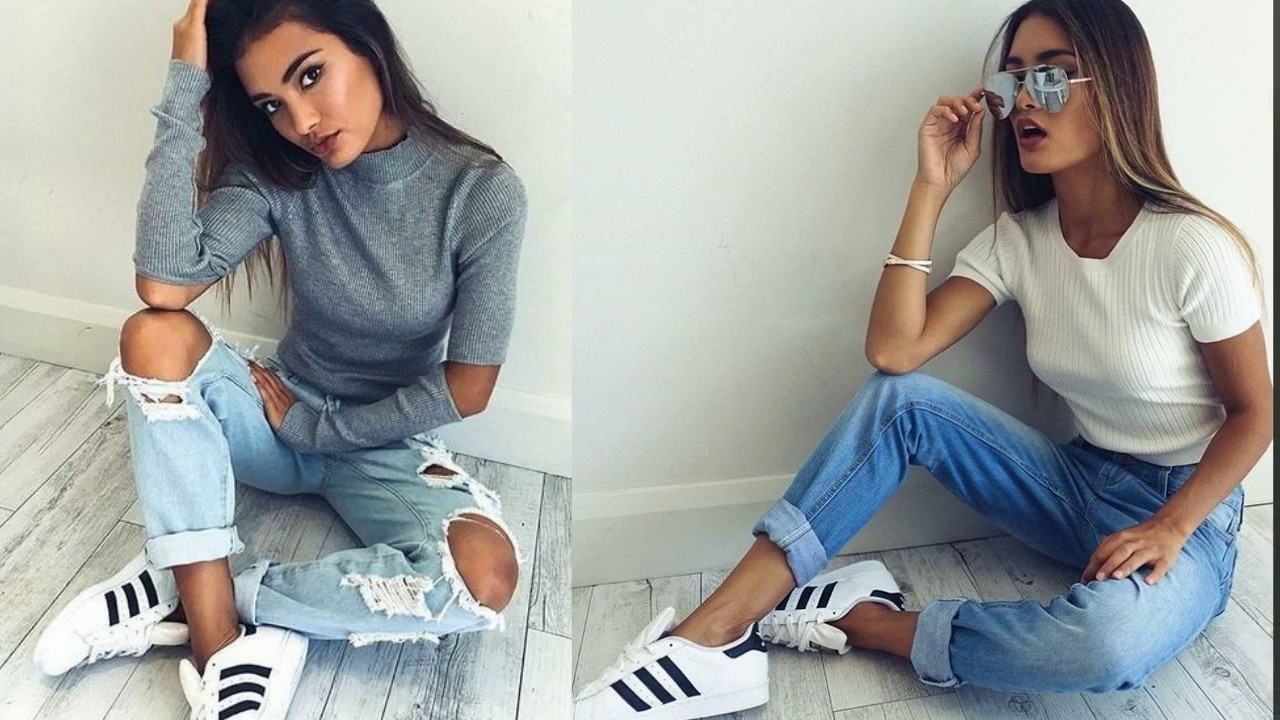 Outfits Tumblr 2017! - YouTube