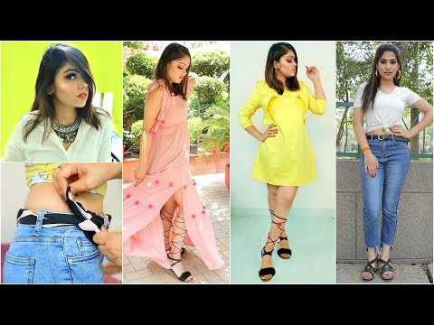 how-to-look-stylish-in-your-old-clothes-|-#styling-#hacks-#fashion-#ideas-#anaysa