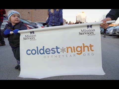 Coldest Night Of The Year WALK 2020