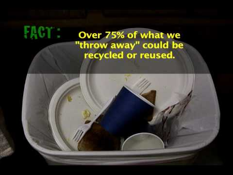 """""""A Day in the LIfe"""" teaches how to reduce, reuse & recycle!"""