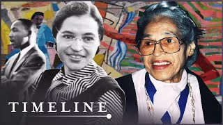Rosa Parks: The First Lady Of The Civil Rights Movement (Civil Rights Documentary) | Timeline