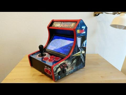 DIY Arcade bartop raspberry Pi