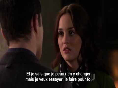 Chuck Blair Rupture 3x22 En Francais Gossip Girl Vostfr