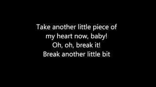 Janis Joplin - Piece of Heart [Lyrics] HQ