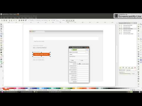 Using Inkscape as a Wireframing Tool (with some help from Python