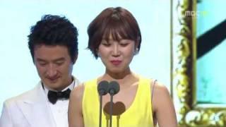 Video Cha Seung Won & Gong Hyo Jin - Best Couple - 2011 MBC Drama Awards download MP3, 3GP, MP4, WEBM, AVI, FLV Januari 2018