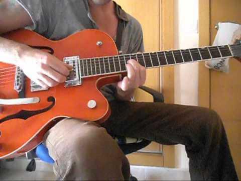 Eddie Cochran (Guitar Tutorial - Various 01)