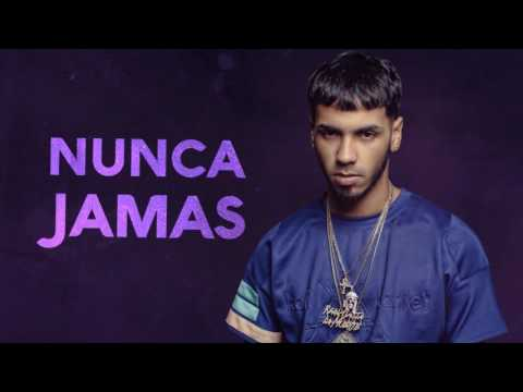 Anuel - Ceniza En Cenicero (Lyric Video)