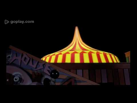 KILLER KLOWNS FROM OUTER SPACE - the big top take off and explode