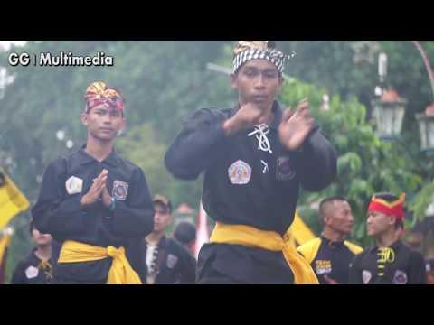 SH Winongo - Pawai Pencak Malioboro Festival Yogyakarta V 2017