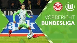 Vorbericht   Bundesliga   VfL Wolfsburg - Eintracht Frankfurt