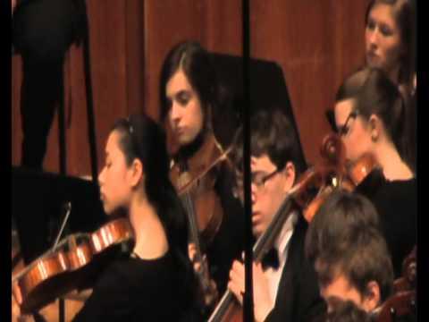 MYSO Chamber Orchestra 2013 Beethoven 7th Symphony May 18 2013