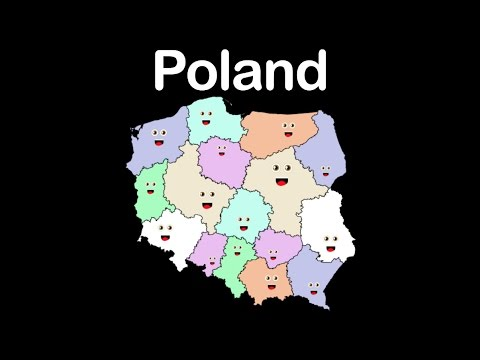 Poland Geography/Country of Poland