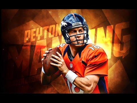 Peyton Manning - Career Highlights ᴴᴰ