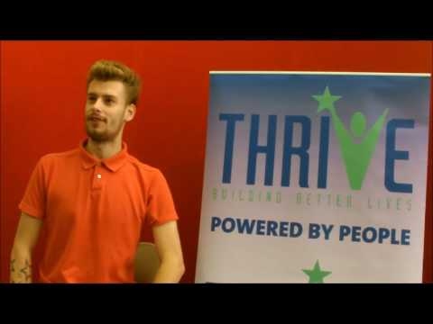 Thrive's Benefit Sanctions Event- Jack's Sanction Story