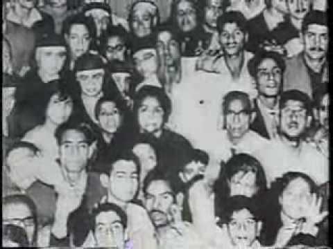 The Virgin Mary Apparition 1968-70 in Zeitoun, Egypt
