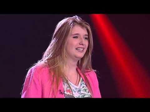 "Mariana Bandhold - ""Sweet Dreams"" Beyoncé - Prova Cega - The Voice Portugal - Season 2"