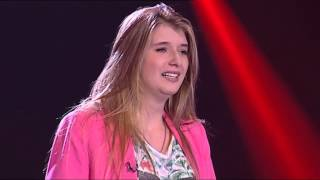 "Mariana Bandhold - ""Sweet Dreams"" Beyoncé - Prova Cega - The Voice Portugal - Season 2"