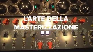 Forward Studios Rome: L' arte Della Masterizzazione (Chandler EMI TG12345 Curve Bender)