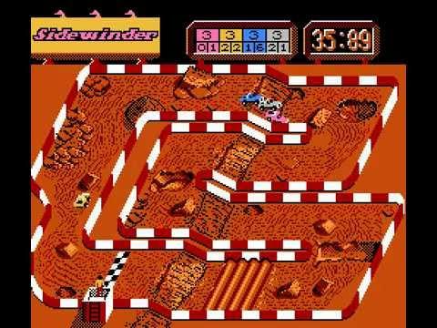 NES Longplay [234] Ivan Ironman Stewart's Super Off Road