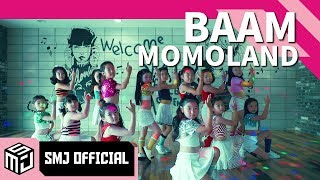 [MOVING VER.] SMJ BABIES | MOMOLAND (모모랜드) - 'BAAM (배엠)' DANCE COVER