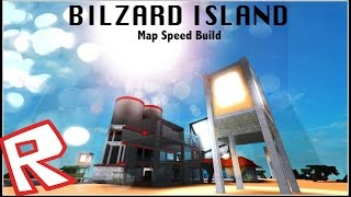 Blizard Island Map Speed Build - 【ROBLOX】