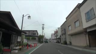 【岩手県道】191号大更停車場線