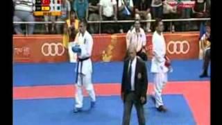 Serkan Yağcı Akdeniz Oyunları Final Karşılaşması