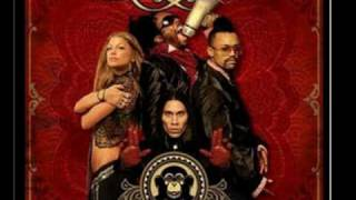 Black Eyed Peas Monkey Business - Pump It