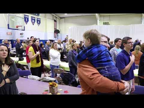 Salem County Christian Academy Thanksgiving Program 2017
