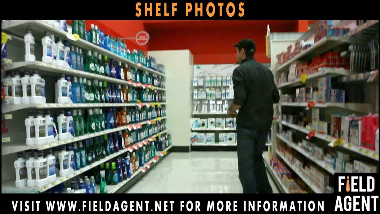 Taking Photos For Field Agent