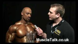 IFBB British Grand Prix 2011 Overall Amateur