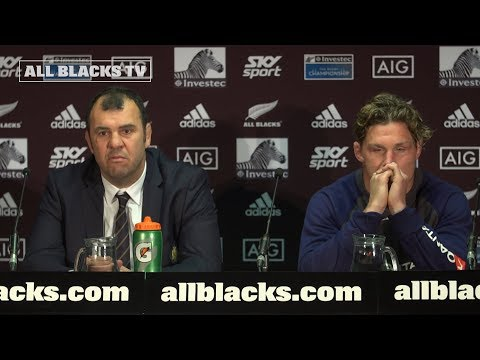 PRESS CONFERENCE: Wallabies following loss to All Blacks