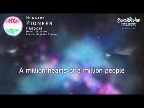 Freddie - Pioneer (Hungary) - [Karaoke version]