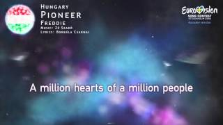 Freddie - Pioneer (Hungary) - [Karaoke version](, 2016-04-27T21:22:46.000Z)