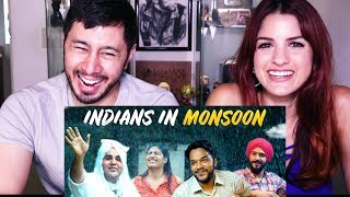 TIMELINERS: INDIANS IN MONSOON | Reaction!