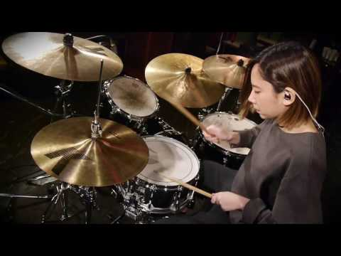 TOTO - Rosanna  Drum cover by Manami