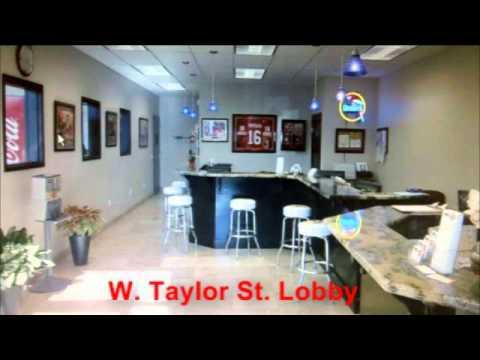 Inside Michael J's Body Shop in San Jose