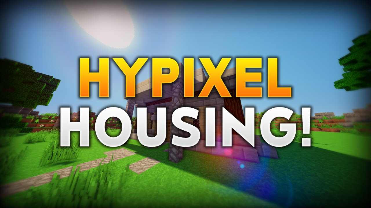 Minecraft - HYPIXEL HOUSING Review [Closed Beta]  Hypixel