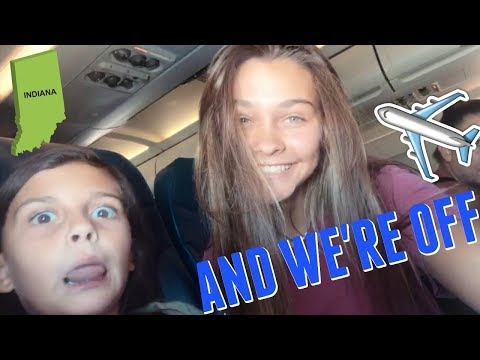 TRAVELING TO OUR HOME TOWN INDIANA! SHOPPING WITH MONEY FROM GRANDMA! OUR ROOM TOUR IS HUGE!