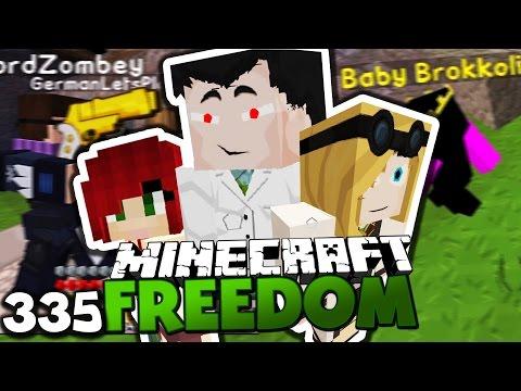 BRUNO & SIBILLE VERKLAGEN? & PROF. ENTE IST VERSCHWUNDEN?! ✪ Minecraft FREEDOM #336 | Paluten