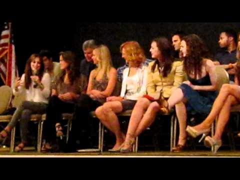 AMC's Alicia Minshew & Rebecca Budig talk catfight...