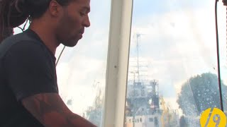 RAY OKPARA ● MOBILEE BOAT /SLASH9.tv